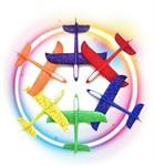 Самолет метательный планер (пенопласт) оптом
