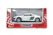 Машинки металлические Кинсмарт (Kinsmart)