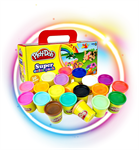 Пластилин оптом (Play Doh)