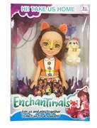 Куклы Энчималс Enchantimals с питомцами 6 шт._К