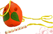 Апельсин-шнуровка ДШ-001   7х6 см