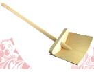 Лопатка деревянная для снега ДИ-059  62х15 см