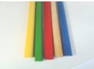 Палка гимнастическая цветная комплект из 5-и шт ДИ-078  длина 80 см