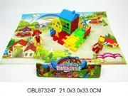 домик с детской площадкой конструктор акция скидка 50%(107707)
