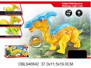 животные на батарейках динозавр со светом и музыкой(122116)
