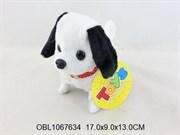 животные на батарейках собака(119170)
