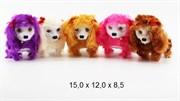 животные на батарейках собака со светом 5 цветов(114180)