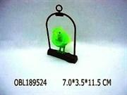 животные птица со светом акция скидка 70%(81615)