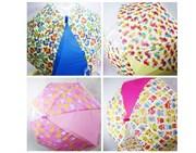 зонтик 50 см 4 вида(113707)
