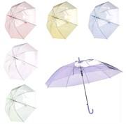 зонтик 55 см 5 видов(125012)
