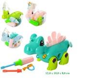 конструктор динозавр 2 цвета(115958)