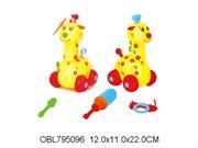 конструктор жираф 2 цвета(115959)