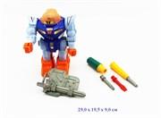 конструктор робот 2 цвета(114507)