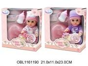 кукла Bi-Bi-Born 25 см многофункциональная с горшком 2 вида(124362)