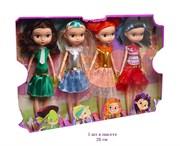 кукла на шарнирах  1 шт/пакет(117191)