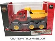 машина инерц. грузовик(124921)