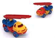 """НордПласт: Пожарная машина """"Малыш"""" 100x95x185 мм(9455)"""