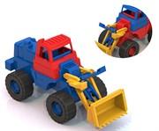 """НордПласт: Трактор """"Носорог""""(9728)"""