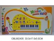 пианино на батарейках с микрофоном(116526)