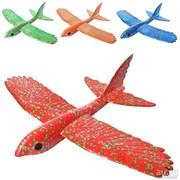 самолет планер 48 см(125043)