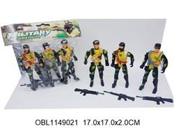 солдатики 3 шт/пакет(126976)