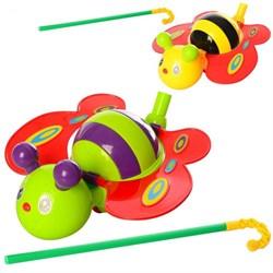 каталка пчела 2 цвета(128276)