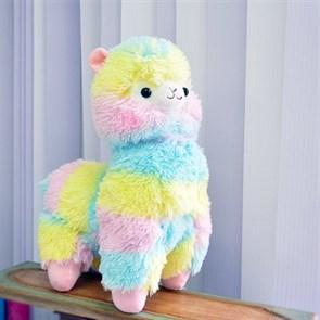 Мягкая игрушка Лама 25 см