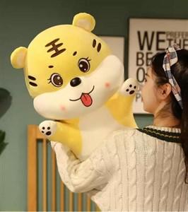 Мягкая игрушка тигр 110 см